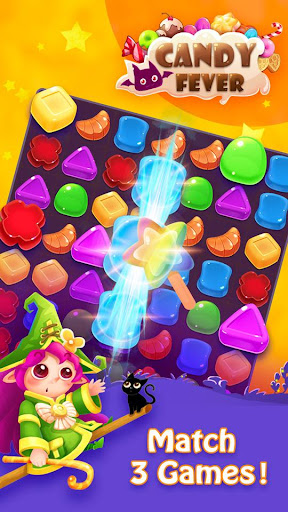 Candy Blast - 2020 Free Match 3 Games apkpoly screenshots 1