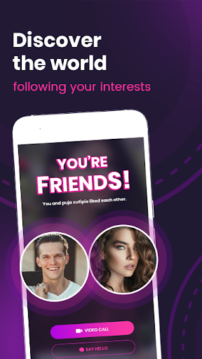 WeLive: Live Video Chat & Make Friends android2mod screenshots 3