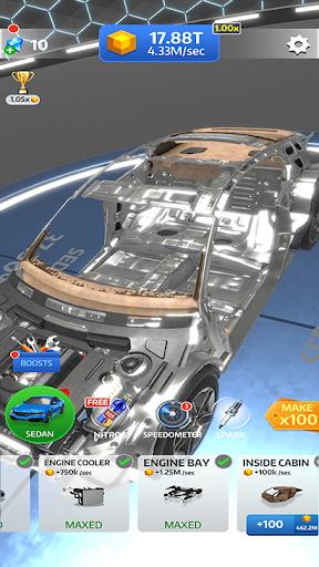 Cars Inc. 1.7.0 screenshots 2