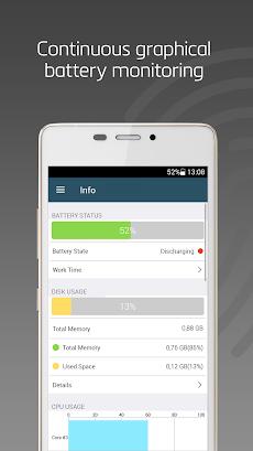 System Status Pro: Cell Activity & Battery Monitorのおすすめ画像1