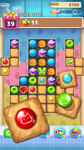 Sugar POP - Sweet Match 3 Puzzle 1.4.4 screenshots 4