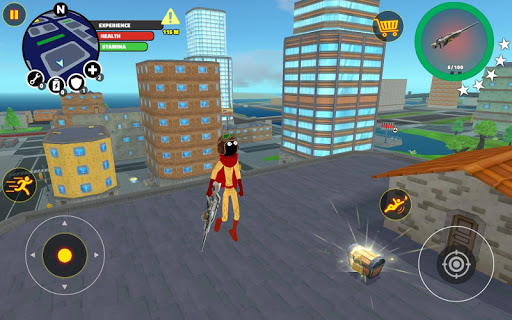 Stickman Superhero 1.4.2 screenshots 1