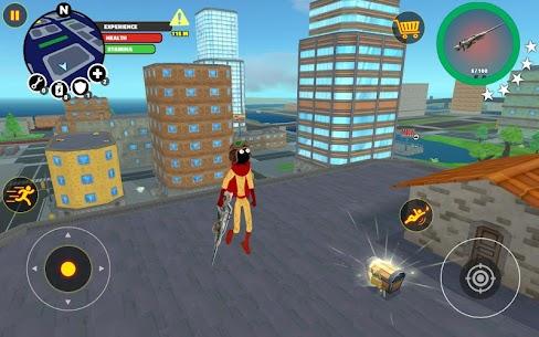 Stickman Superhero Mod Apk 1.7.4 (Free Shopping) 1