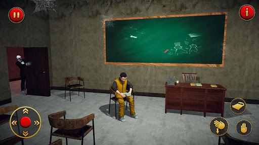Scary Teacher 2021 - Adventure School Game apkpoly screenshots 5