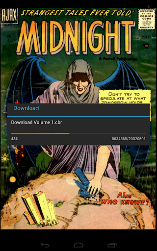 Challenger Comics Viewer 3.00.19.arm64-v8a Screenshots 5