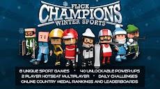 Flick Champions Winter Sportsのおすすめ画像5
