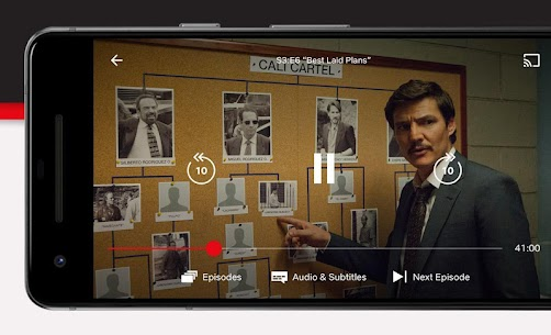 Netflix APK 8.1.0 Download For Android 5