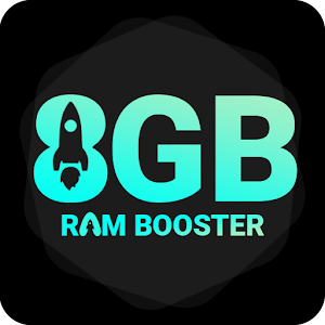 8Gb Ram Booster Memory Cleaner 1.4 by Prayer 4 you logo