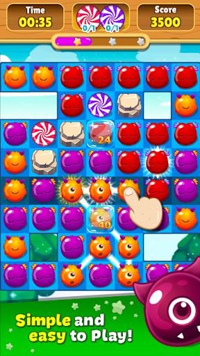 Candy Monsters Match 3 3.0.0 screenshots 6