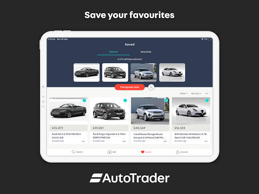 Auto Trader: Buy new & used cars. Search car deals 6.10 Screenshots 12