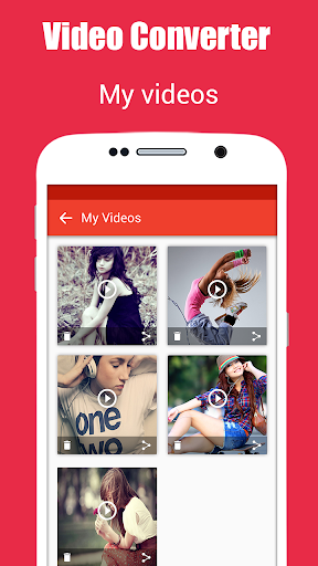 Video Converter - All formats video converter 2.0 Screenshots 3