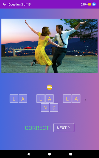 Guess the Movie from Picture or Poster u2014 Quiz Game 4.10 screenshots 18
