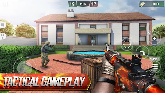 Special Ops: FPS PvP War MOD (Unlimited Money/Gold) 5