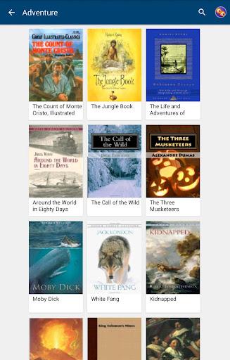 50000 Free eBooks & Free AudioBooks 5.40 Screenshots 14