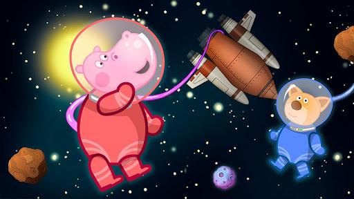 Space for kids. Adventure game apkdebit screenshots 1