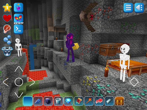 RealmCraft with Skins Export to Minecraft 5.0.5 screenshots 11