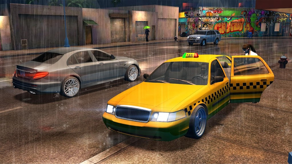 Taxi Sim 2020  poster 8
