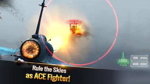 Ace Fighter: Modern Air Combat Jet Warplanes 2.58 screenshots 7