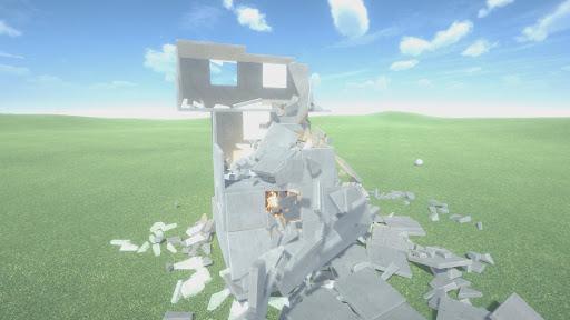 Destruction simulator: physics demolition sandbox  Screenshots 7