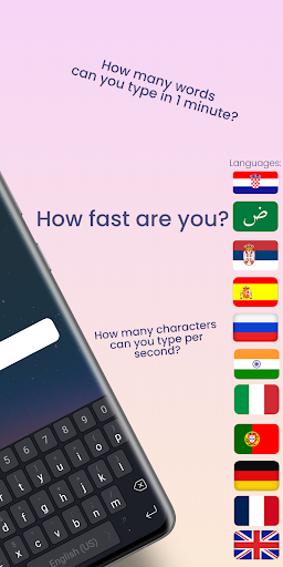 Fast Typing - Learn to type fast! 2.3 screenshots 2