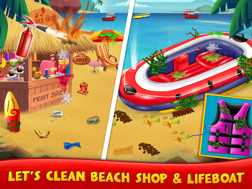 House Cleanup : Girl Home Cleaning Games 3.9.1 screenshots 11