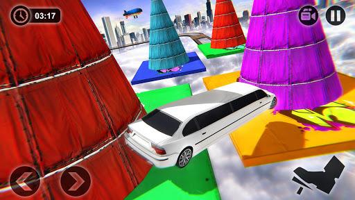 Extreme Limo Car Gt Stunts 2019 1.6 screenshots 15