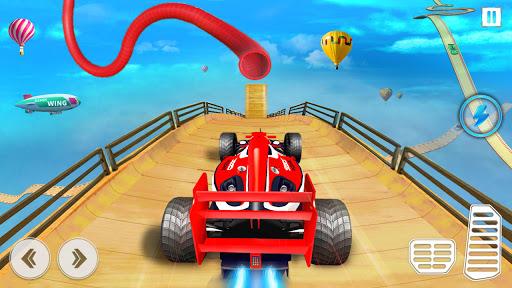 Formula Car Racing Stunts 3D: New Car Games 2021 apktram screenshots 5