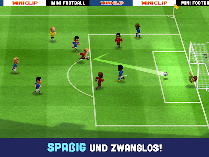 Mini Football Screenshot