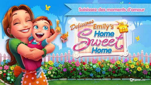 Code Triche Delicious Emilys Home Sweet...  APK MOD (Astuce) screenshots 1