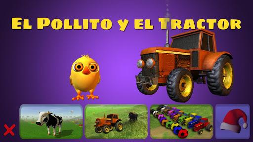 El Pollito y el Tractor de la Granja 17 screenshots 1