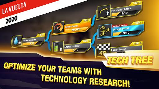 Tour de France 2020 Official Game - Sports Manager 1.4.0 screenshots 6