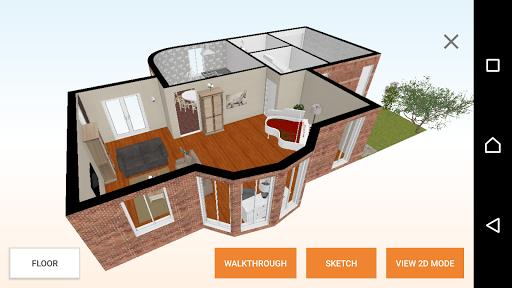 Floorplanner 1.4.22 screenshots 1