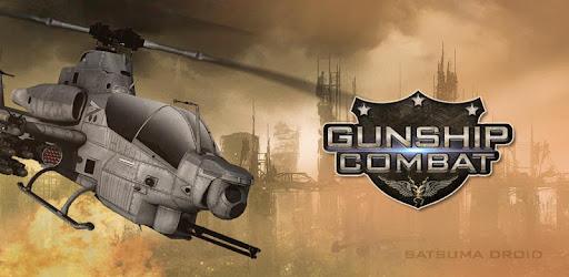 Screenshot of GUNSHIP COMBAT - Helicopter 3D Air Battle Warfare (Early Access)