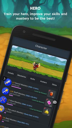 Mana Storia - Simple Browser MMORPG (Beta) 1.3 screenshots 4