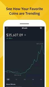 تحميل تطبيق بينانس منصة تداول العملات الرقمية Binance للموبايل 3