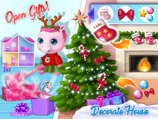 Pony Sisters Christmas - Secret Santa Gifts 3.0.40007 screenshots 20