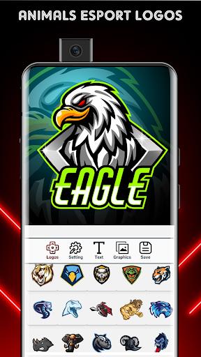 Logo Esport Maker | Create Gaming Logo Maker  Screenshots 9