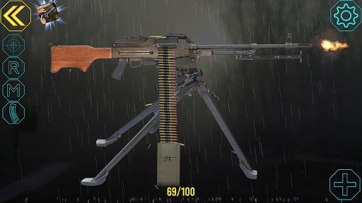 eWeaponsu2122 Gun Weapon Simulator - Guns Simulator screenshots 8