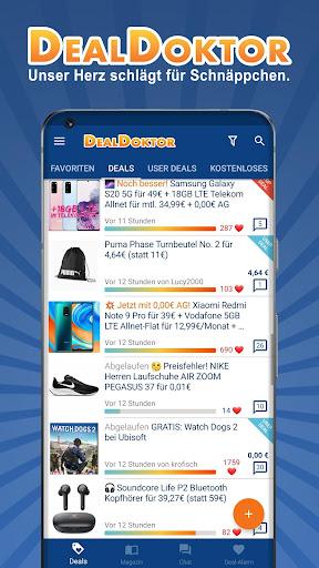 DealDoktor » Schnäppchen, Kostenloses, Gutscheine  screenshots 1