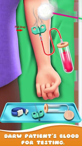 ER Injection Doctor Hospital : Free Doctor Games APK MOD (Astuce) screenshots 3