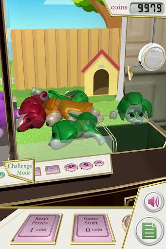 Claw Crane Puppies Apkfinish screenshots 23