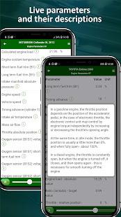 MotorData OBD Car Diagnostics. ELM OBD2 scanner 1.23.08.944 Screenshots 5