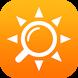 マピオン超ピンポイント天気 - 高精度な1km四方天気予報・雨雲レーダー・5分ごとの降水グラフ - Androidアプリ