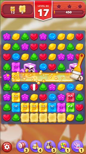 Lollipop & Marshmallow Match3  screenshots 4