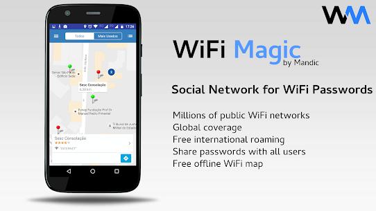 WiFi Magic by Mandic For Pc 2020 (Windows, Mac) Free Download 1