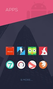 Minimalist - Icon Pack 4.8 (Patched)