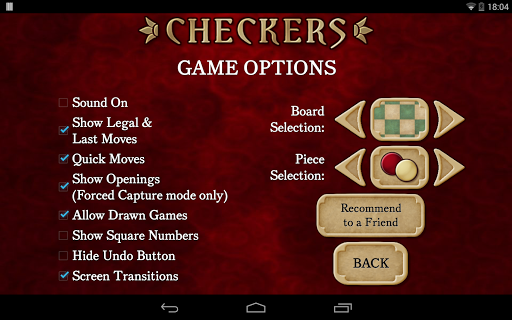 Checkers Free 2.321 screenshots 19
