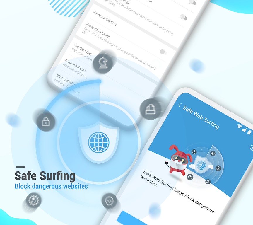 Dr. Safety: Free Antivirus, Booster, App Lock  poster 1