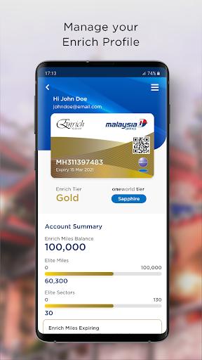 Malaysia Airlines 10.7.9 Screenshots 4
