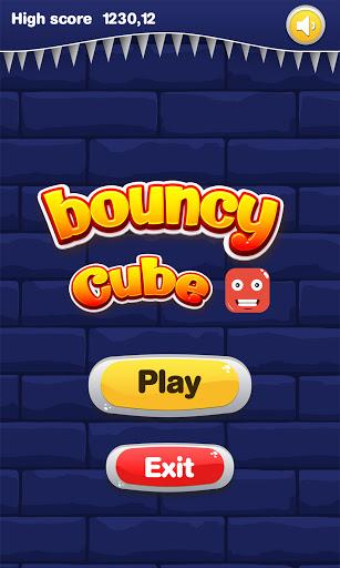 Bouncy Cube